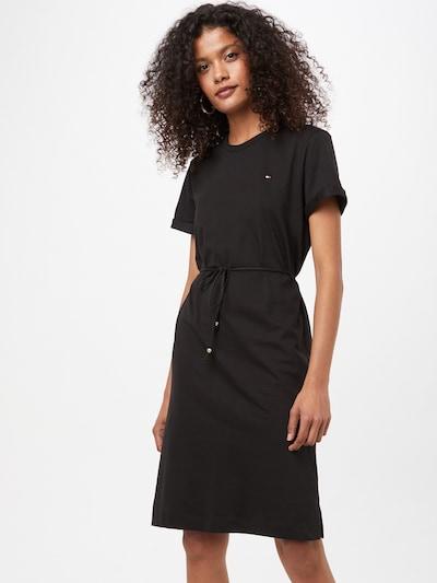 TOMMY HILFIGER Kleid in schwarz, Modelansicht