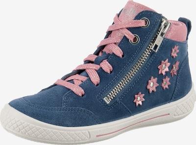 SUPERFIT Halbschuhe 'TENSY' in blau / rosa, Produktansicht