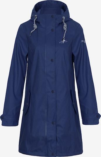 Dingy Rhythm Of The Rain Regenjacke 'Friesennerz' in blau, Produktansicht