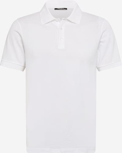 Tricou 'Raul Gonzales' BRUUNS BAZAAR pe alb, Vizualizare produs