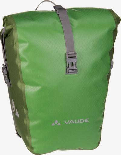 VAUDE Fahrradtasche in grasgrün, Produktansicht