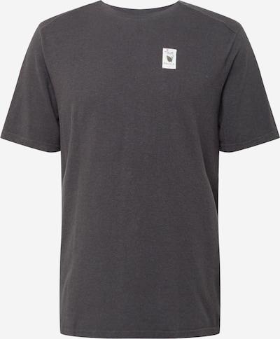 Tricou funcțional 'Fichtenreizker' Maloja pe gri metalic, Vizualizare produs