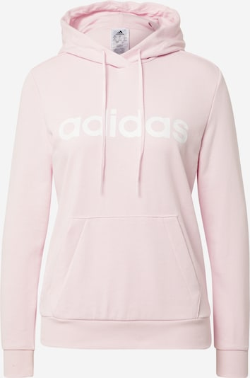 ADIDAS PERFORMANCE Sports sweatshirt in Pink / White, Item view