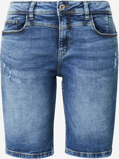 Sublevel Shorts in blue denim, Produktansicht