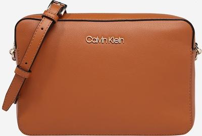 Calvin Klein Bolso de hombro en cognac, Vista del producto