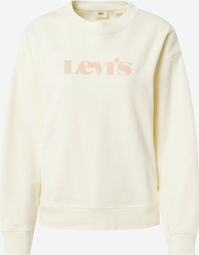 LEVI'S Sweatshirt in Beige / Dusky pink, Item view