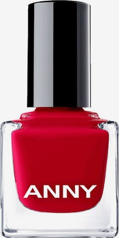 ANNY Nail Polish in Red
