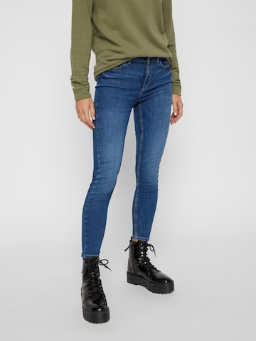 PIECES Jeans 'PCDELLY' in Blue