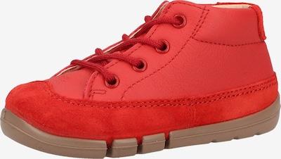 SUPERFIT Halbschuhe in rot, Produktansicht