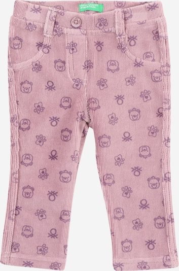 UNITED COLORS OF BENETTON Hose in lila / pastellpink, Produktansicht