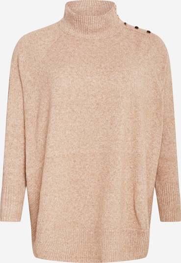 Zizzi Sweater 'CASUNNY' in Sand, Item view