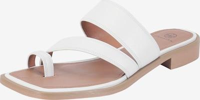 Ekonika Sandalen in weiß, Produktansicht