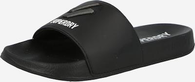 Superdry Pantofle - šedá / černá / bílá, Produkt