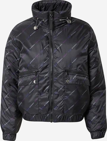 PimkiePrijelazna jakna - crna boja