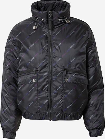 Pimkie Starpsezonu jaka, krāsa - zils / lillā / melns / balts, Preces skats