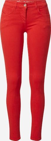 Jeans di PATRIZIA PEPE in rosso