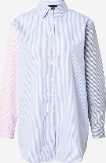 NEW LOOK Bluza u morsko plava / svijetloplava / roza / bijela, Pregled proizvoda