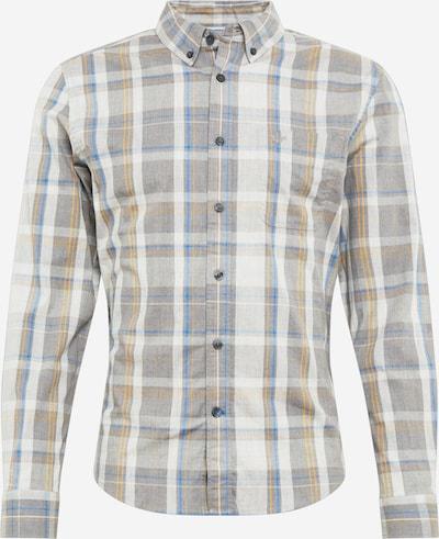 Dockers Skjorta 'ALPHA' i blå / gul / grå / ljusgrå, Produktvy