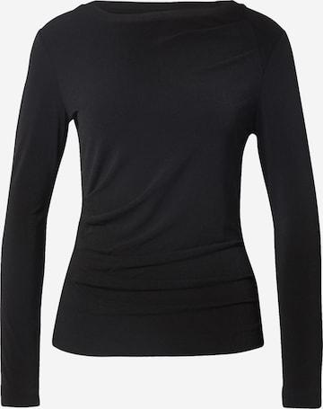 Tricou 'Trude' de la InWear pe negru