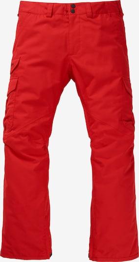 BURTON Pantalon outdoor en rouge, Vue avec produit
