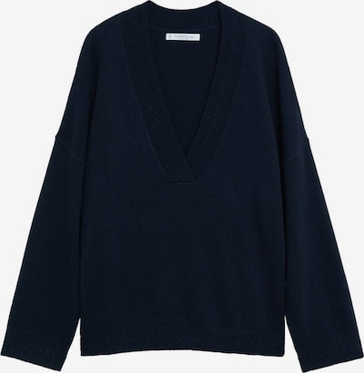 VIOLETA by Mango Pullover massine in navy: Frontalansicht