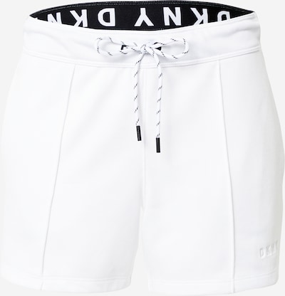 DKNY Performance Trousers in White, Item view