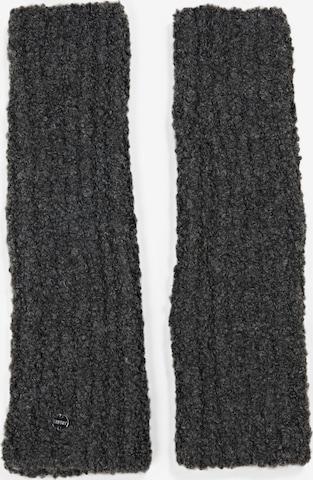 ESPRIT Full Finger Gloves in Grey