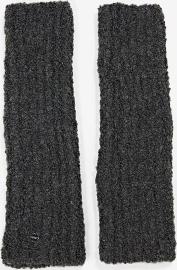 ESPRIT Kurzfingerhandschuhe in dunkelgrau, Produktansicht