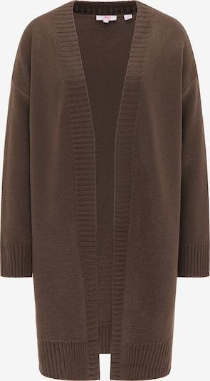 MYMO Cardigan in braun, Produktansicht