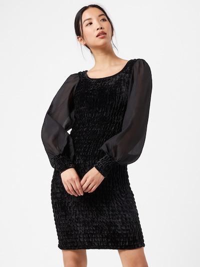 Y.A.S Kleid in schwarz, Modelansicht