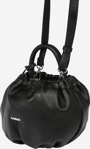 L.CREDI Τσάντα πουγκί 'Helgrit' σε μαύρο