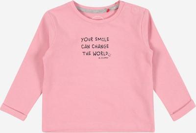 s.Oliver Shirt in rosa / schwarz, Produktansicht