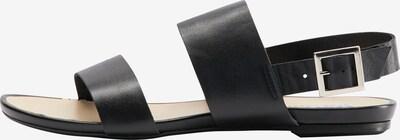 usha BLUE LABEL Sandale in schwarz, Produktansicht