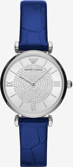 Emporio Armani Zegarek analogowy w kolorze granatowy / czarny / srebrnym, Podgląd produktu