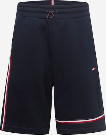 Pantalon de sport Tommy Sport en bleu