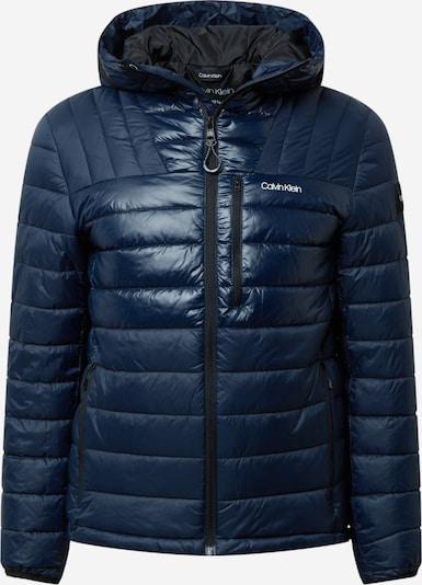 Calvin Klein Prechodná bunda - tmavomodrá, Produkt