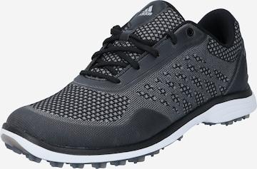 adidas Golf Sportschuh 'Alphaflex' in Schwarz