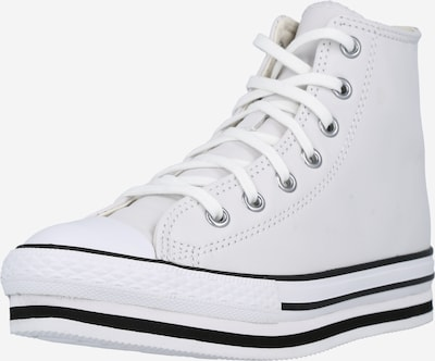 CONVERSE Sneakers in Black / White, Item view