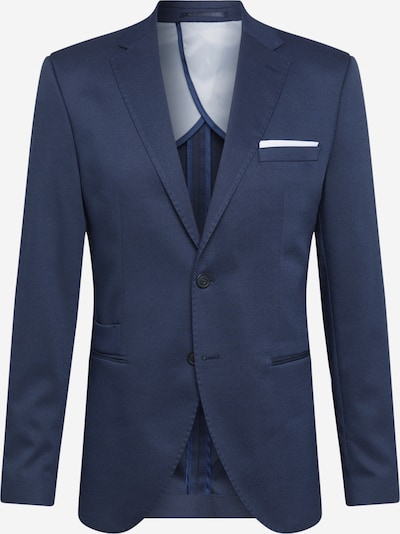 SELECTED HOMME Business blazer in dark blue / white, Item view