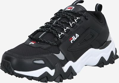 FILA Sneakers laag 'BIANCO' in de kleur Zwart / Wit, Productweergave