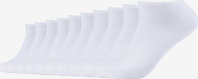 s.Oliver Socken in weiß, Produktansicht