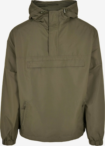 Brandit Jacke in Grün