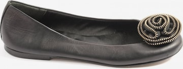 PACO GIL Flats & Loafers in 38 in Black