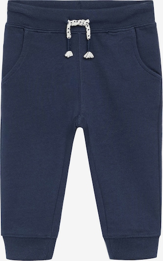MANGO KIDS Kalhoty 'MATEOP' - námořnická modř, Produkt