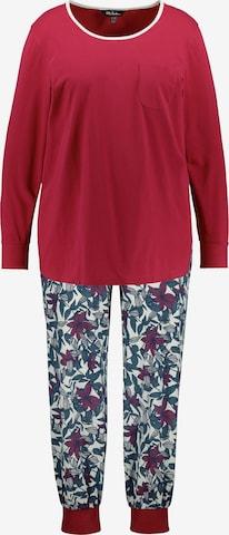 Pyjama Ulla Popken en bleu