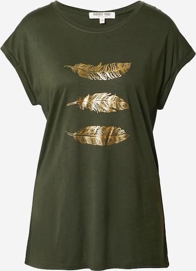 ABOUT YOU Shirt 'Antoinetta' in khaki, Produktansicht