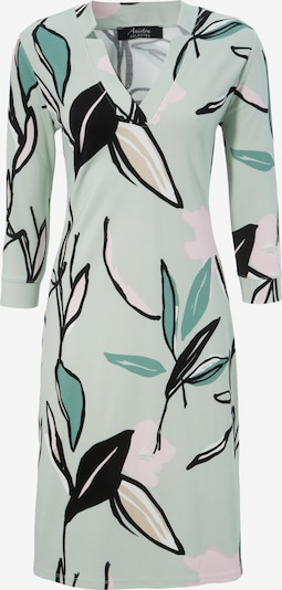 Aniston SELECTED Jerseykleid in grün, Produktansicht