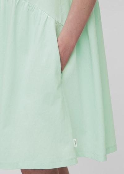 Marc O'Polo DENIM Jersey-Kleid ' aus Organic Cotton ' in mint, Produktansicht