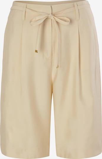 s.Oliver BLACK LABEL Bundfaltenhose in hellbeige, Produktansicht