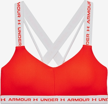 UNDER ARMOUR Sport-BH in Rot